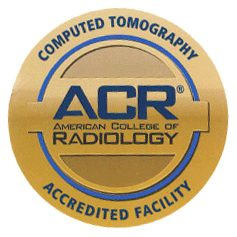 Computed Tomography ACR Seal