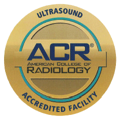 Ultrasound ACR Seal