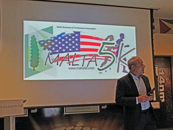 Malta 5k 2017 Donations