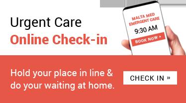 Urgent Check-in